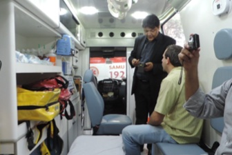 Explore How Chainway Solutions Help Manage Ambulances