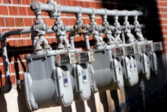 Electronic Management of Gas Meters in Serbia